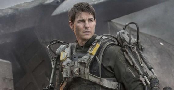 "Tom Cruise: Actor stars in sci-fi flick ""Luna Park ..."