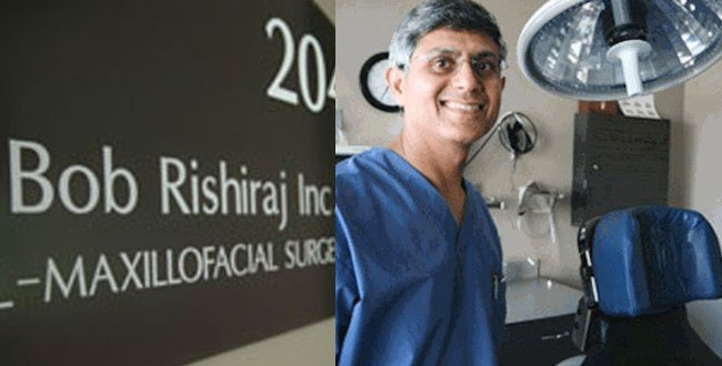 Bobby Rishiraj: Kamloops Dentist Suspended and Fined $50000