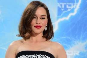 """Emilia Clarke: Game of Thrones star Named Esquire's """"Sexiest Woman Alive"""" (Video)"""