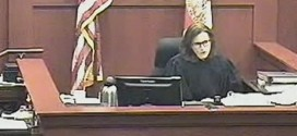 "Florida Judge Jerri Collins Jails Domestic Violence Victim For Failing To Testify ""Video"""