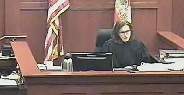 "Florida Judge Jerri Collins Jails Domestic Violence Victim For Failing To Testify ""Video"""