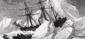 Sea ice still too thick for Arctic shipping route, New Study