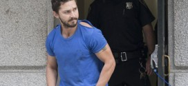 "Shia LaBeouf arrested for public drinking ""Video"""