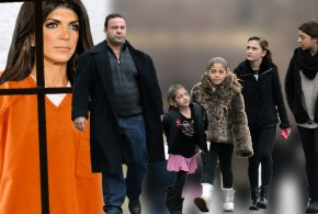 Teresa Giudice: 'Real Housewives' Star Suffering In Prison
