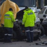 Two brothers, aged 10 and 12, among four dead in crash on Highway 401 near Whitby (Video)