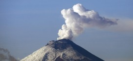 Volcanic eruptions can reduce river flows by up to 10 percent