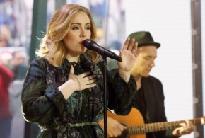 "Adele's ""25"" album sales smashes record"