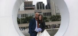 Farzin Yousefian and Samantha Jackson: 'Toronto couple' cancels wedding to help Syrian refugees