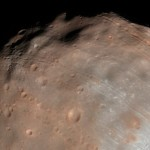 Phobos to create ring around the Red Planet, Say Scientists