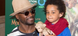 Taye Diggs: 'My son is not black, he's mixed'
