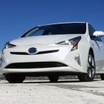2016 Toyota Prius has distinctive image, personality