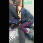 Bystanders interfere with arrest at Sheridan Mall (Video)
