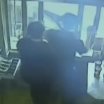 Tim Hortons: Michigan coffee shop worker, irate customer trade cups of hot coffee (Video)