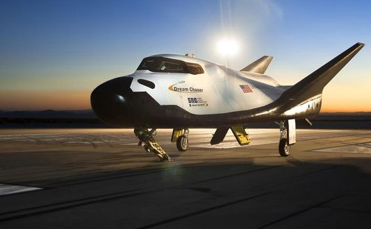 "Dream Chaser space plane to fly to ISS ""Video"""