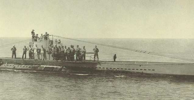 First WWI U-boat Found By Wind Farm Divers off Norfolk coast - Canada ...