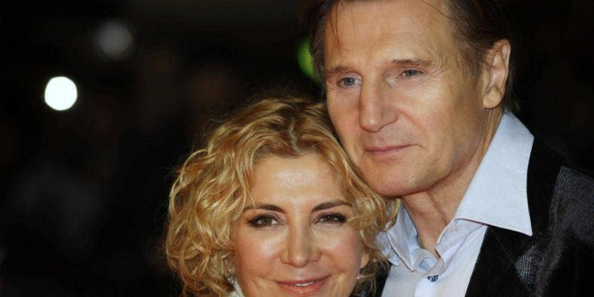 The gallery for liam neeson and natasha richardson wedding for Natasha richardson and liam neeson