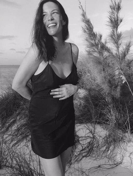 Liv Tyler: Actress Shares Adorable Baby Announcement