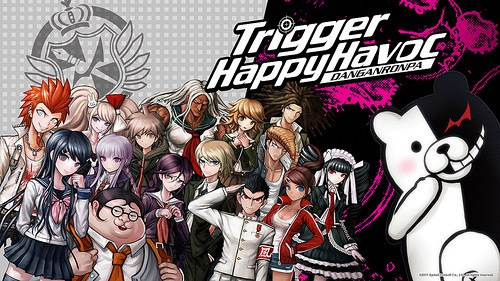 Murdery mystery game Danganronpa Coming to PC in February