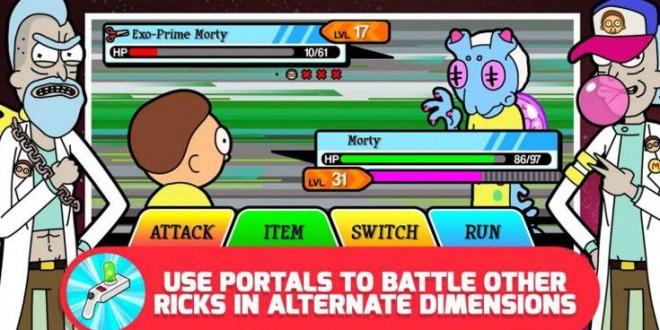 Pocket Mortys Release: Pokemon-inspired Rick and Morty game out now on iOS and Android