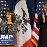 Sarah Palin Endorses Donald Trump for President: 'No more pussyfooting around'