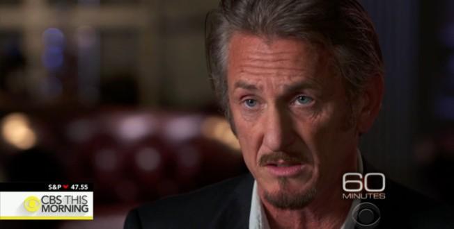 Sean Penn: Actor Says His El Chapo Article 'Has Failed'