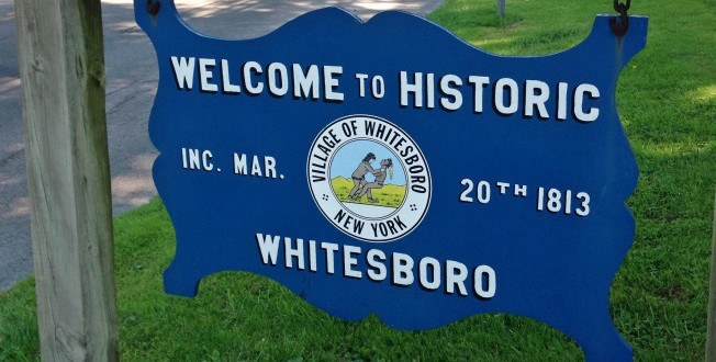 "Whitesboro Seal: NY village agrees to change logo ""Video"""