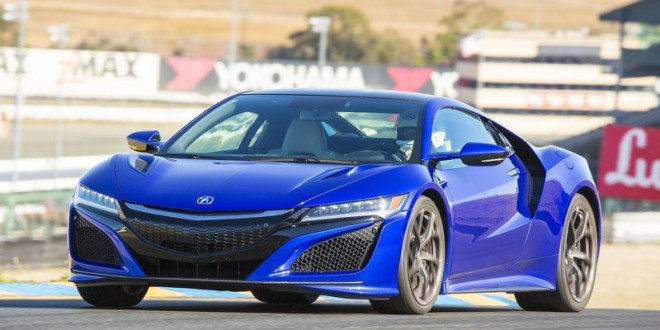 Acura opens orders for NSX supercar, Configurator Goes Live: Report