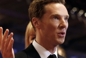 Benedict Cumberbatch and Emma Watson join Oxford college