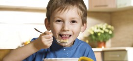 High-Protein Breakfast is Good for Your Child, study shows