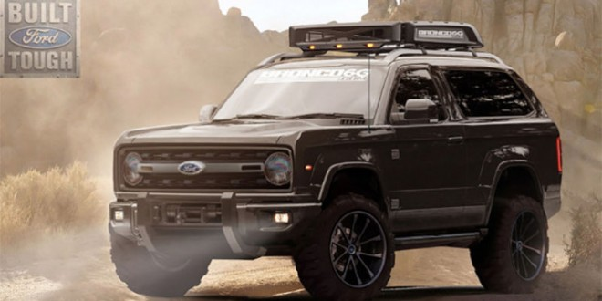 ford bronco concept fan site envisions 2020 model in stylish new ford ...