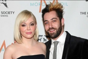 Rose Mcgowan: 'Charmed' actress files for divorce from husband Davey Detail