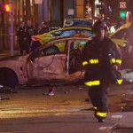 San Francisco Police Chase ends with fatal crash, three believed to be dead