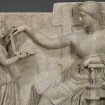 That ancient Greek statue does not have a laptop, Report
