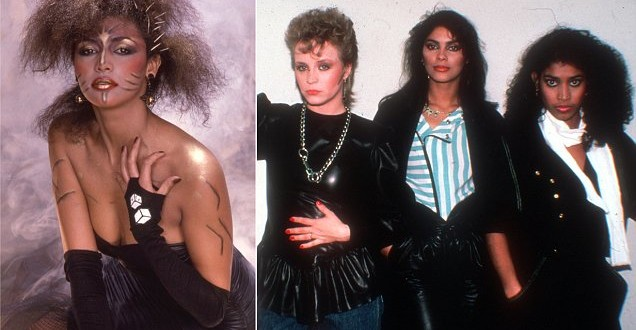 Vanity Singer Dies In Hospital Aged 57 After  Years Of Ill Health