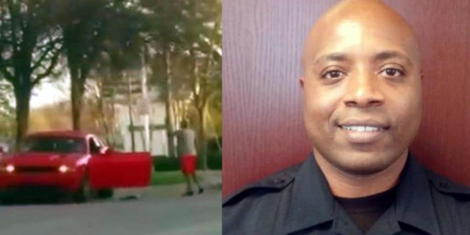 Ken Johnson: Cop Who Fatally Shot Teen Charged With Murder (Video)