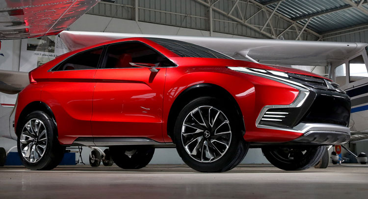 Mitsubishi to launch a new SUV every year until 2021 ...
