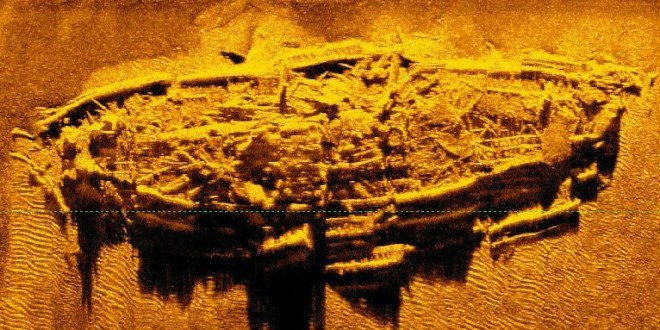 """Oak Island: Civil War Era Shipwreck Found Off NC Coast """"Photo"""""""