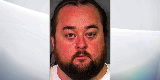 'Pawn Stars' Cast Member Chumlee Arrested on Drug and Gun Charges 'Video'
