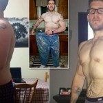 Ryan Clarke: Nova Scotia man loses nearly 200 pounds in 10 months