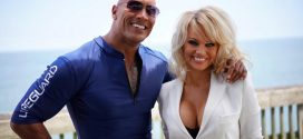Actress Pamela Anderson joins Dwayne Johnson's 'Baywatch' movie
