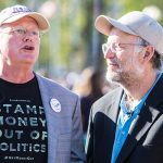 Ben and Jerry Arrested: Ice Cream Co-Founders Busted During in Democracy Spring protest