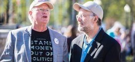 Ben and Jerry Arrested: 'Ice Cream Co-Founders' Busted During in Democracy Spring protest