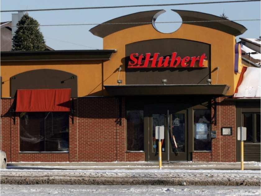 Biggest Fast Food Chain In Canada