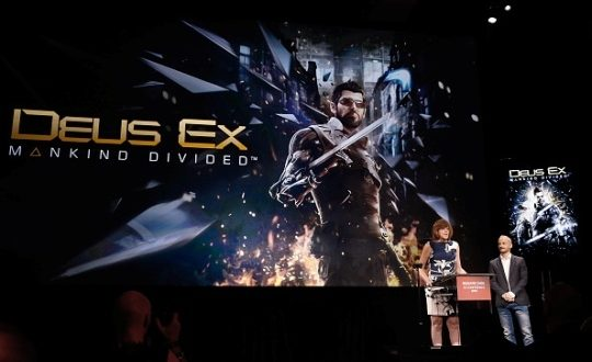 Deus Ex: Mankind Divided trailer is all guns and goodness (Video)