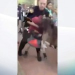 Officer Body Slams 12-Year-Old Girl to the Ground (Video)