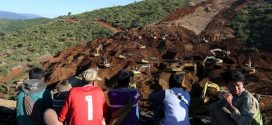 13 killed in land waste collapse in Myanmar, many feared missing
