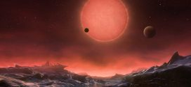 3 Earth-like planets discovered orbiting dwarf star 'Research'