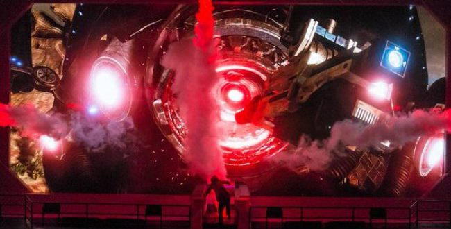 A Mass Effect Park Attraction Is Opening in May, Report