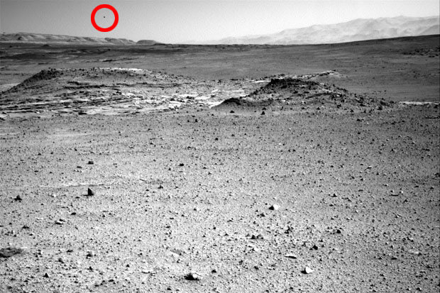 nasa pictures of life on mars - photo #42