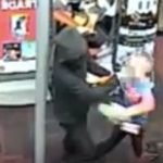 Boy fights back against armed robbers during Maryland GameStop theft (Video)